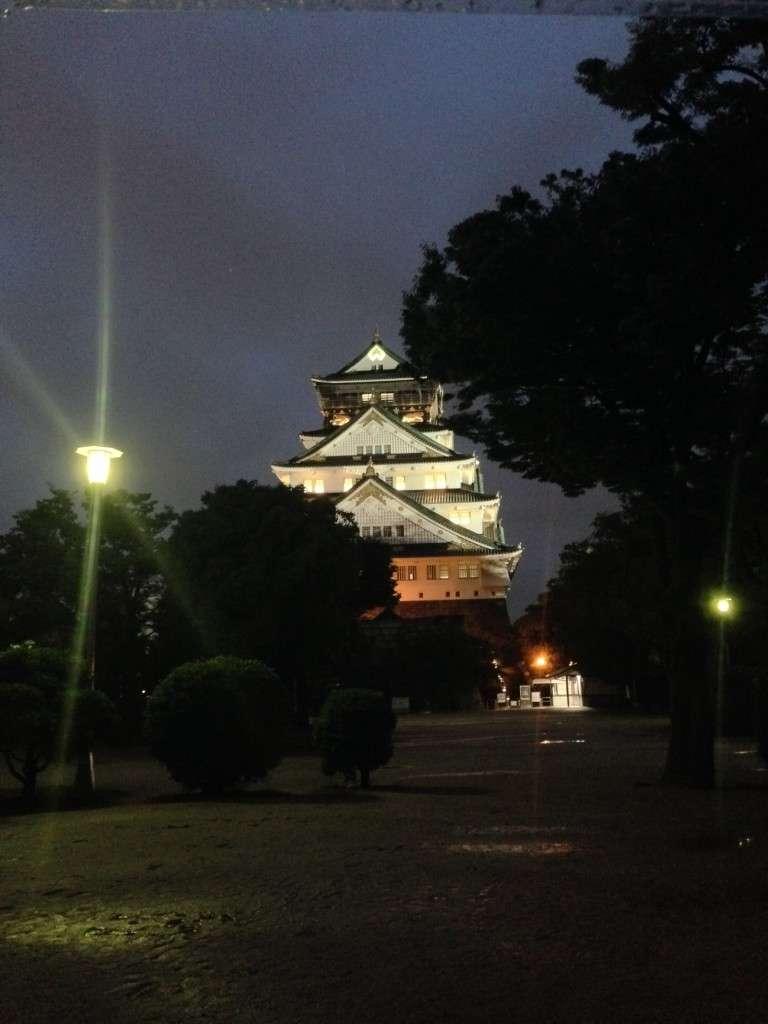 Château d'Osaka - Konnichiwa Japon - Nomad Junkies
