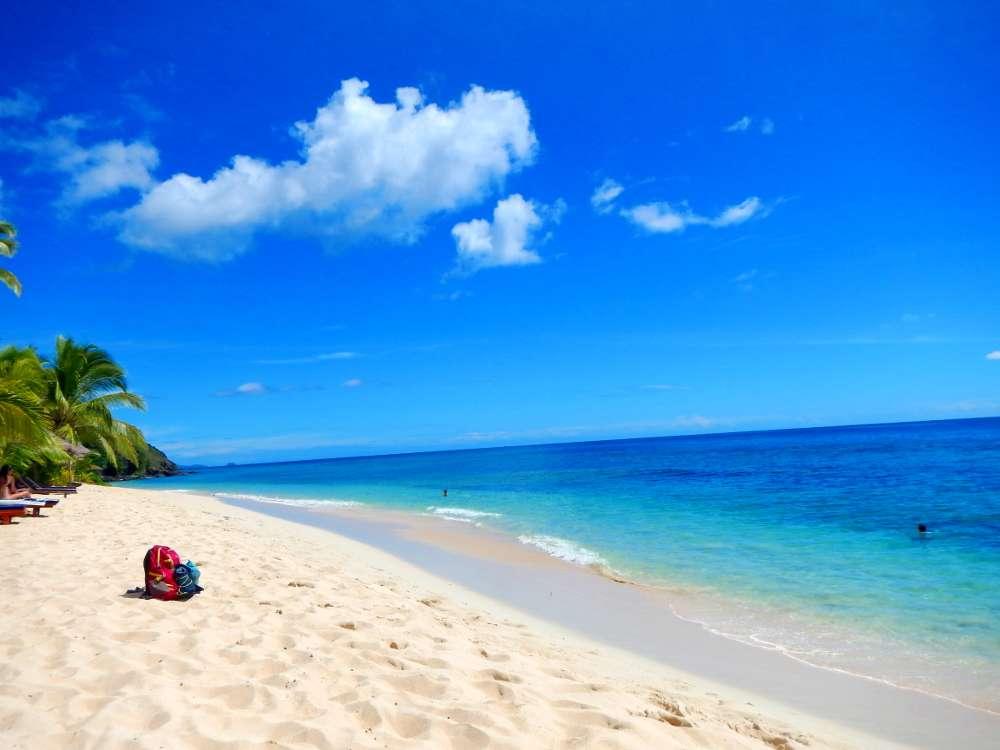 Meilleur endroit backpack iles Fidjis