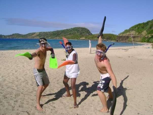 Fidji - Plongée en apnée - Nomad Junkies