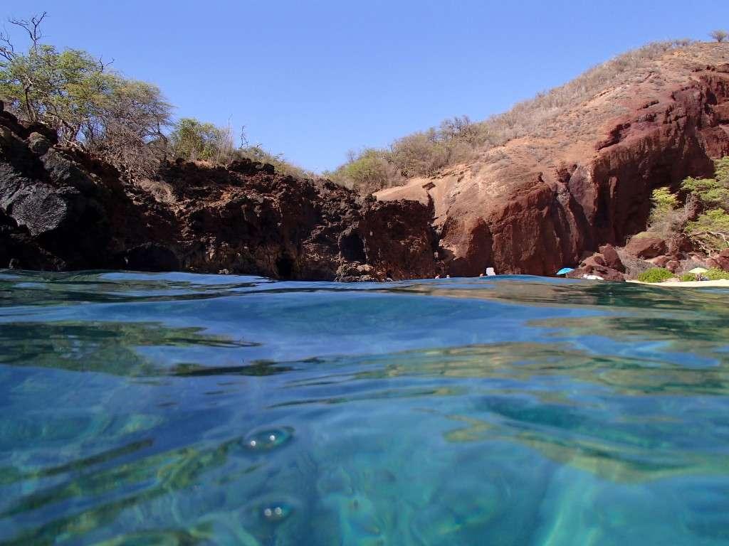 Maui - Plongée en apnée - Nomad Junkies