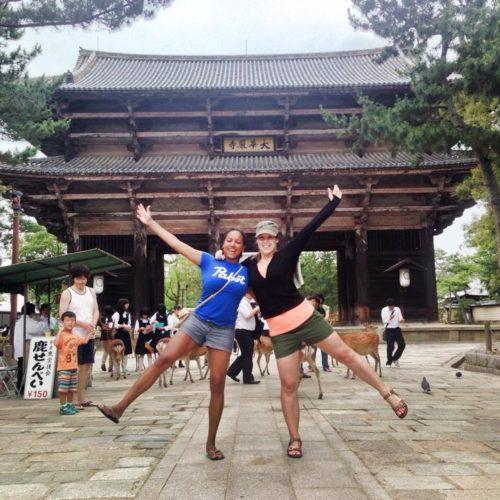 Konnichiwa Osaka!