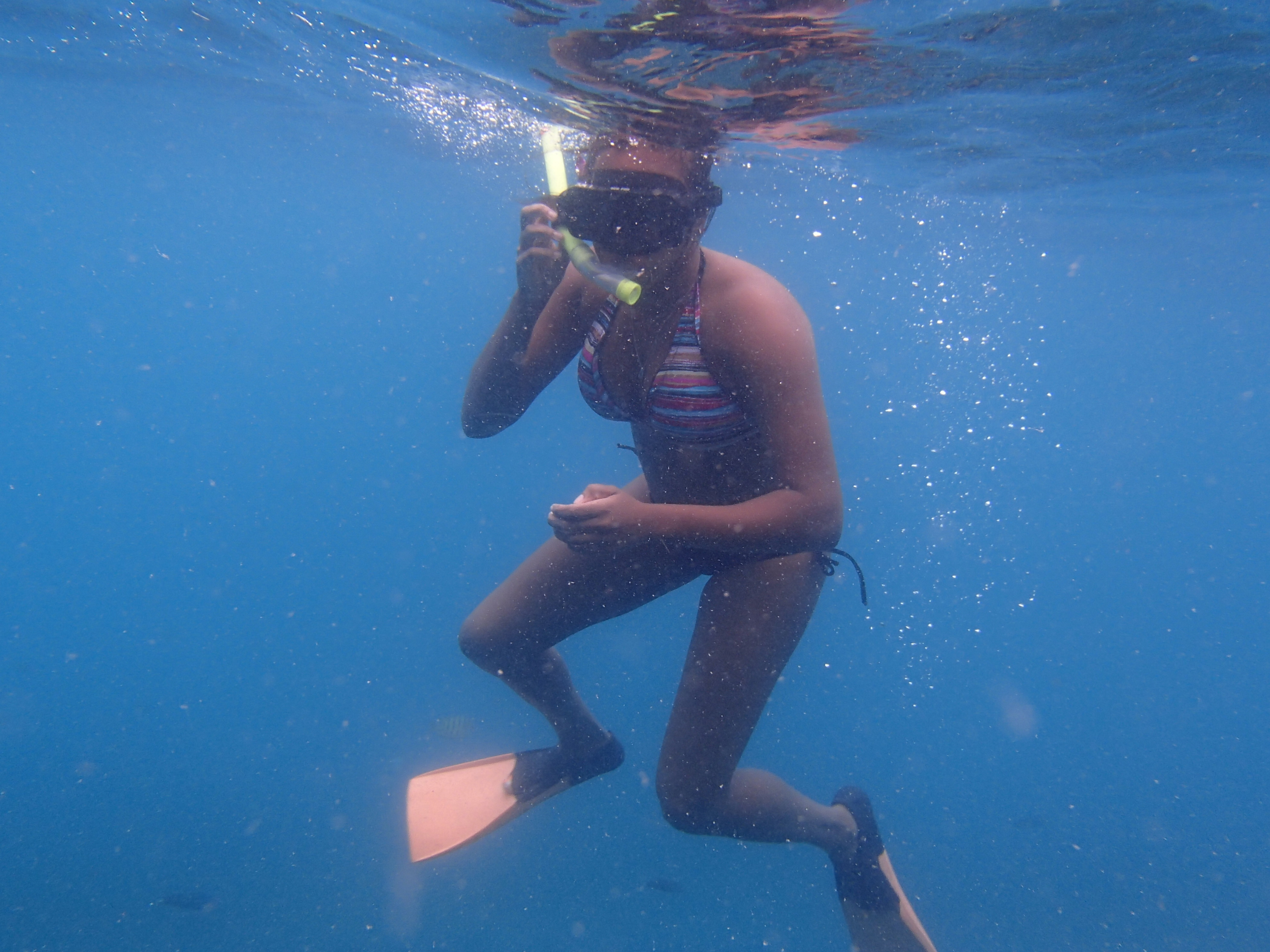 Plongée en apnée - Nomad Junkies