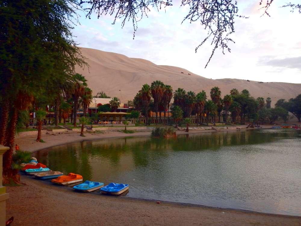 Oasis Pérou - Huacachina