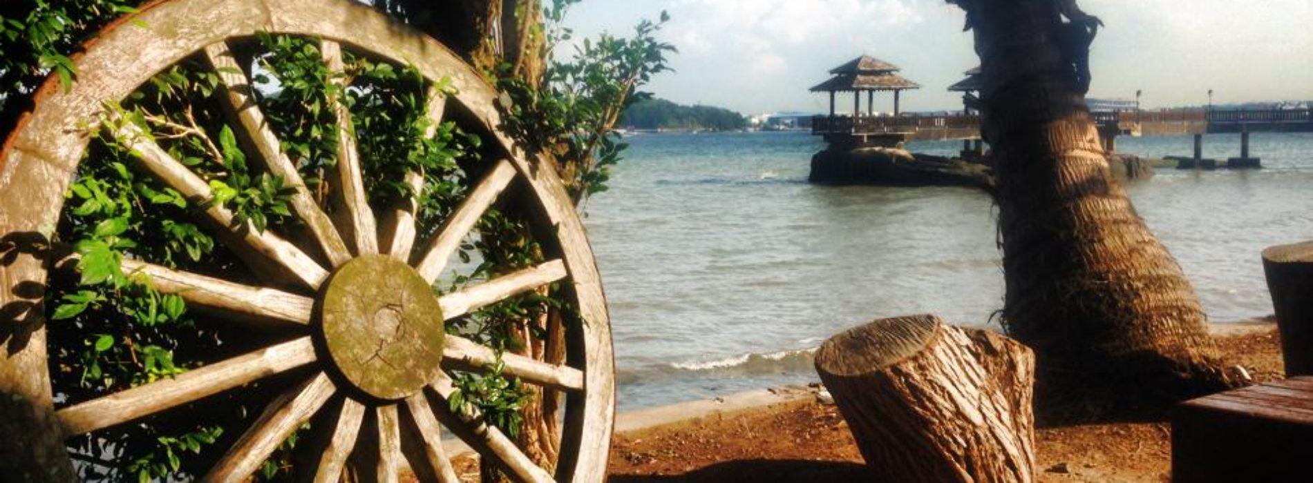 Destination de nomade : Pulau Ubin – Île sauvage en plein Singapour