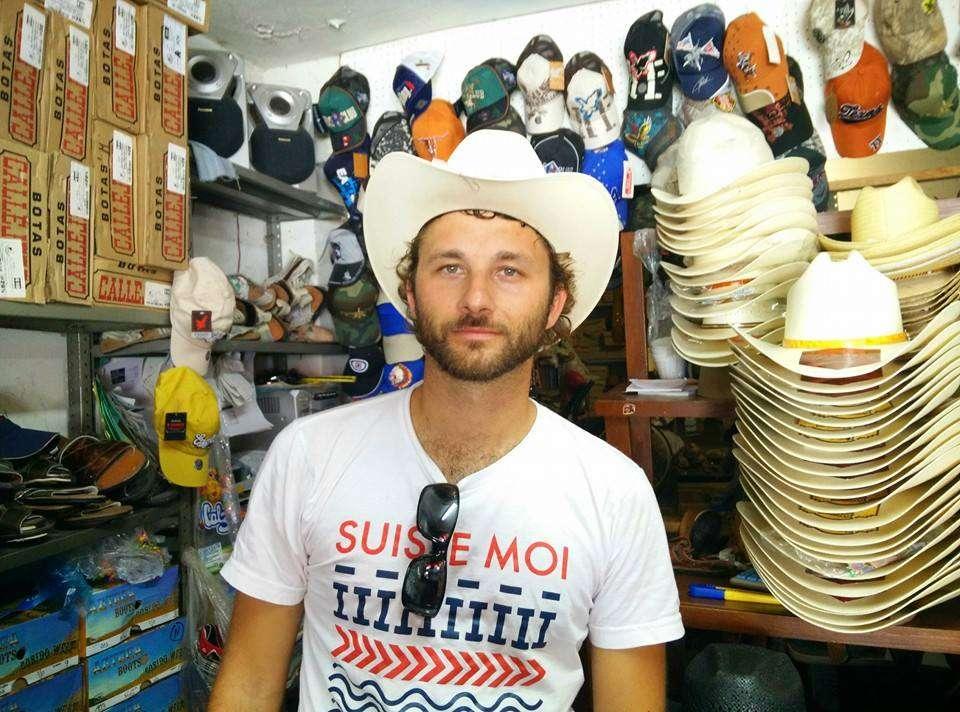 Portrait de nomade : Sylvain de Suisse Moi