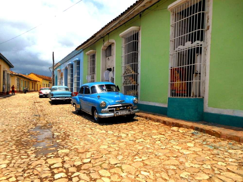 Vieilles voitures Cuba