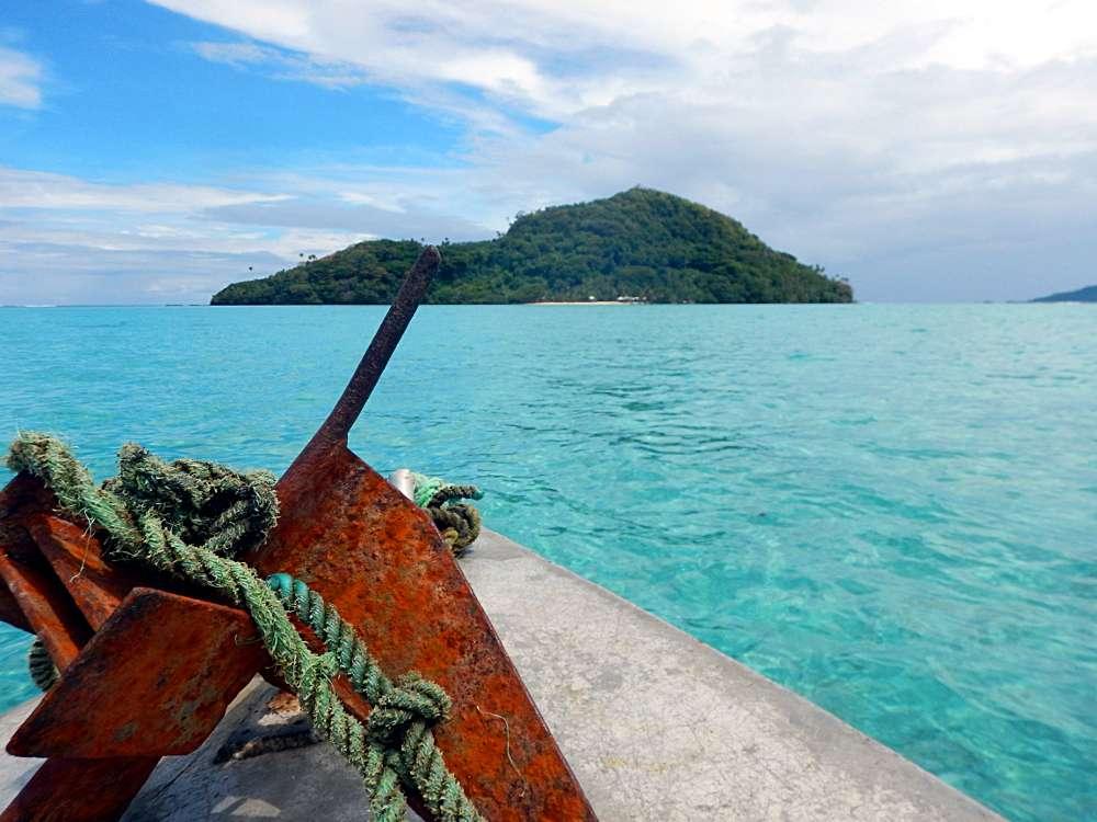 Voyager en sac à dos Polynésie îles Samoa Namua