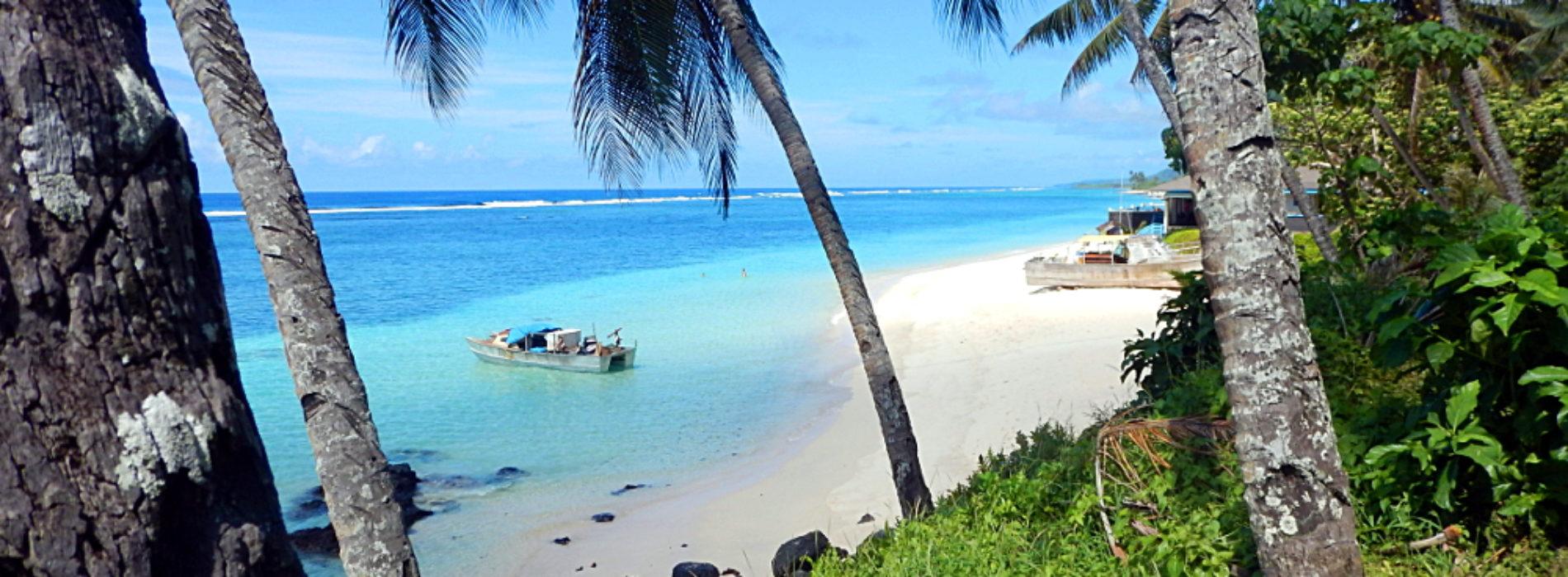 Backpack en Polynésie : les îles volcaniques Samoa