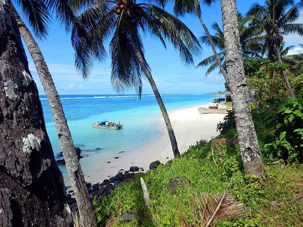 Voyage Pacifique Polynésie : îles Samoa