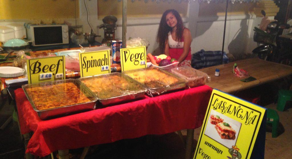 Gigi Lasagna - 7 merveilles de Pai - Nomad Junkies