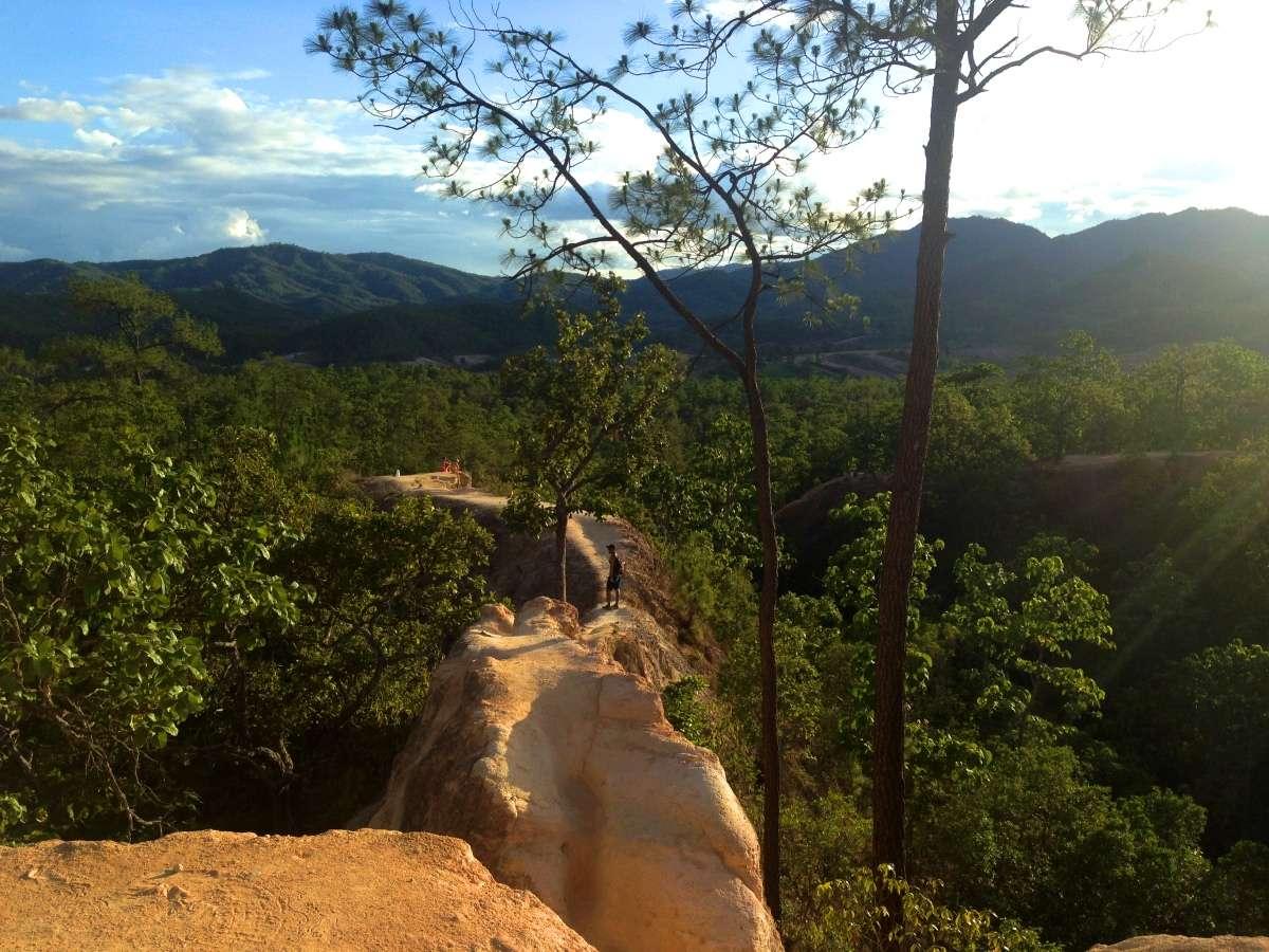 Pai Canyon - 7 merveilles de Pai - Nomad Junkies