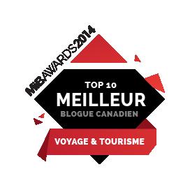 Nomad Junkies - Meilleur blogue de voyage au Canada