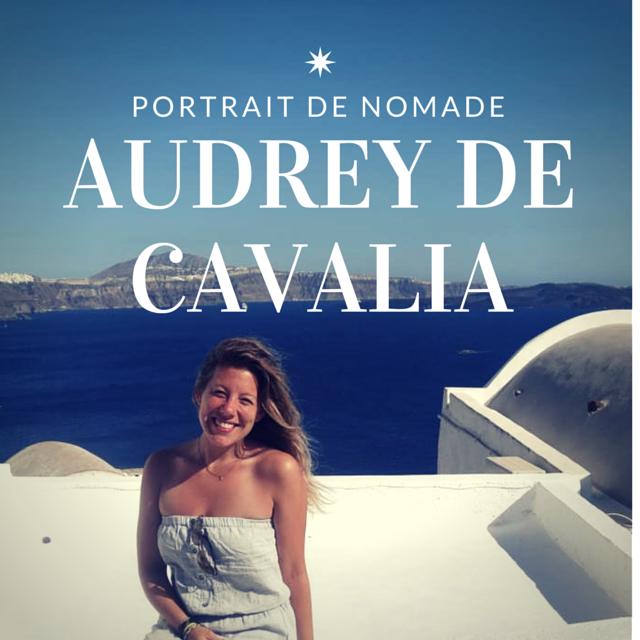 Cover Photo - Portrait de nomade - 7 questions à audrey de Cavalia - Nomad Junkies