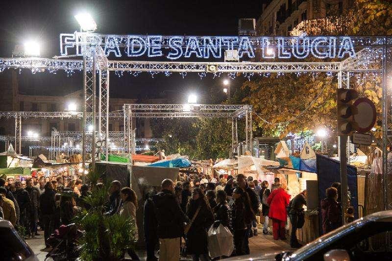 Marché de Noel Barcelone - Top 10 marchés de Noel autour du monde - Nomad Junkies