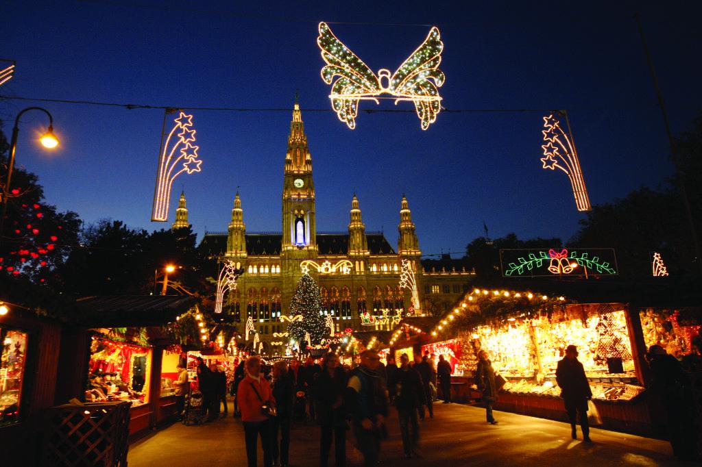 Marché de Noel Vienne - Top 10 marchés de Noel autour du monde - Nomad Junkies