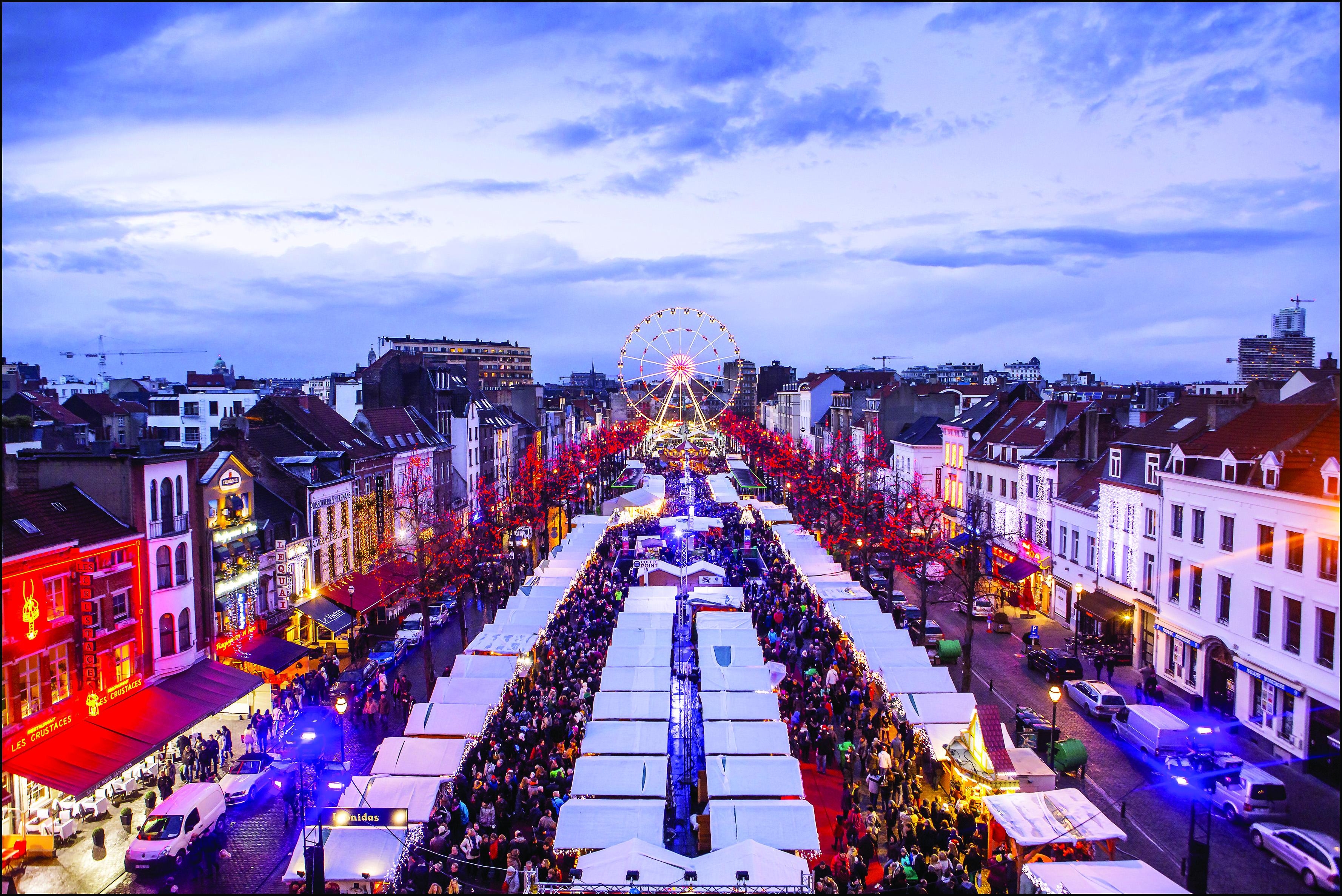 marche de noel bruxelle Marché de Noel Bruxelles   Top 10 marchés de Noel autour du monde  marche de noel bruxelle