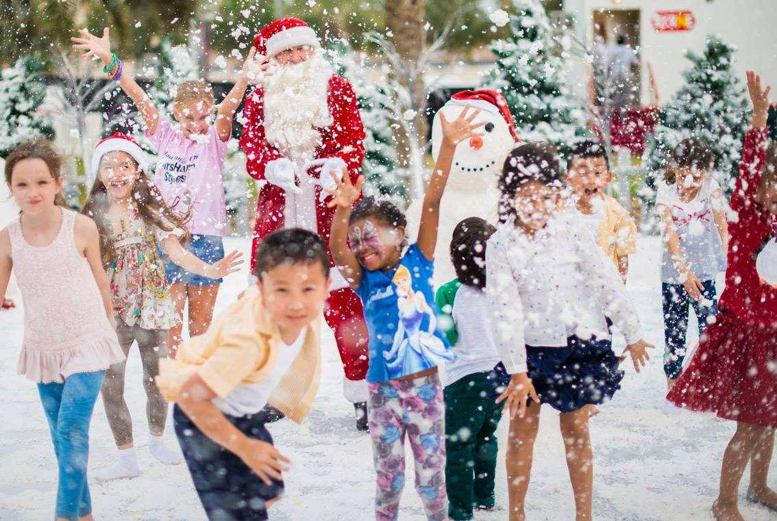 Marché de Noel Dubai 2 - Top 10 marchés de Noel autour du monde - Nomad Junkies