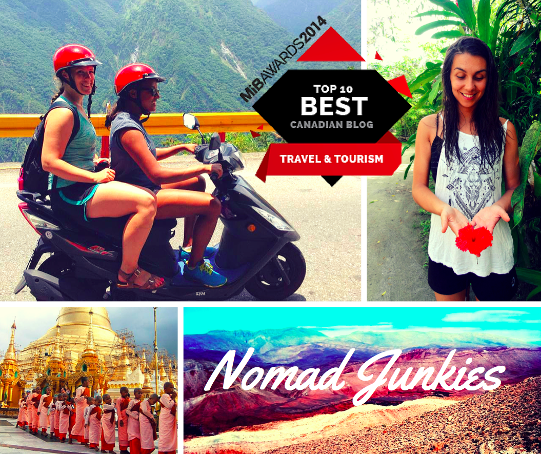 Nomad Junkies Best Travel Blog Canada