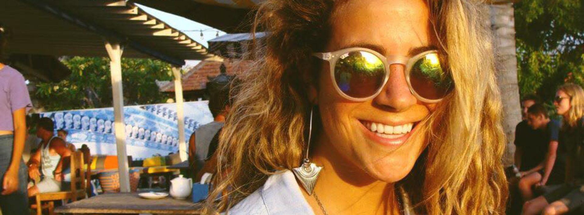 Portrait de nomade : 7 questions à Erika Drolet