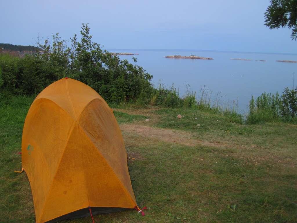 Camping - Roadtrip au Québec - Nomad Junkies