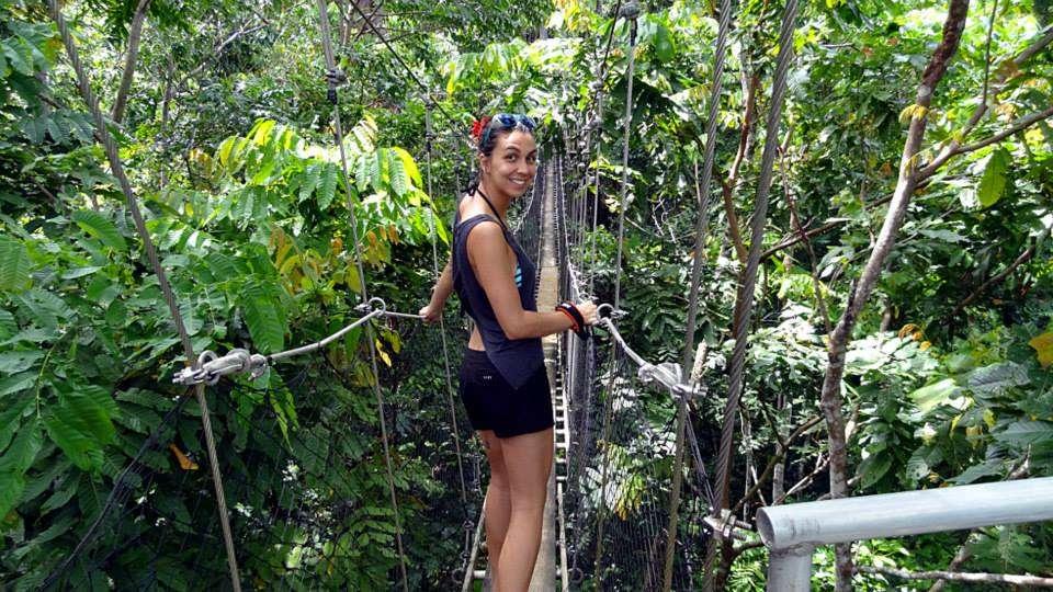 Emilie Robichaud - [Reportage] Assoiffées d'aventures, elles voyagent en solitaire - Nomad Junkies