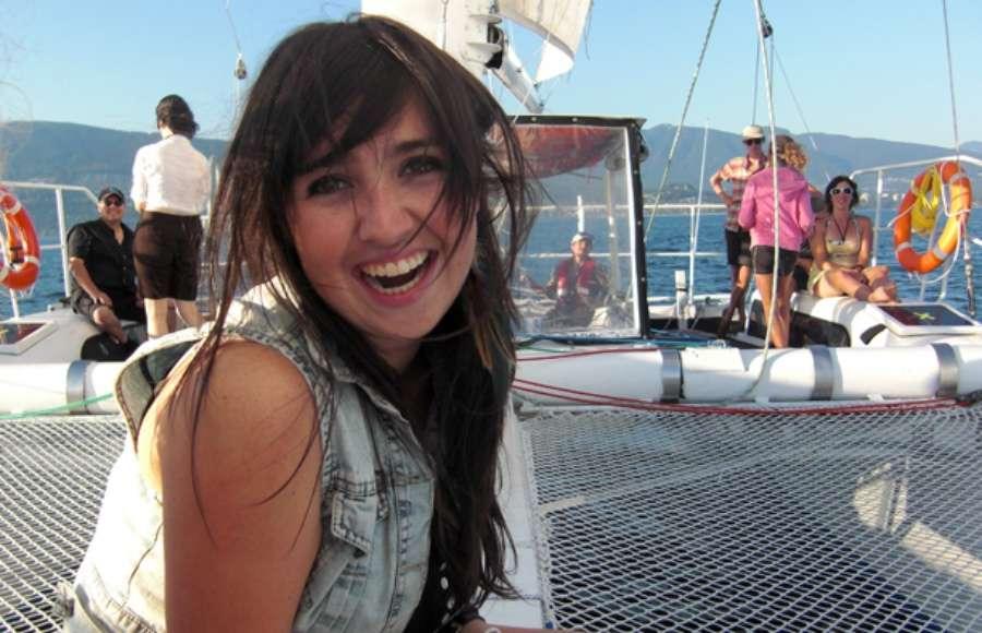 Sabrina Dumais - [Reportage] Assoiffées d'aventures, elles voyagent en solitaire - Nomad Junkies