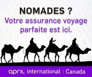 Assurance voyage April International