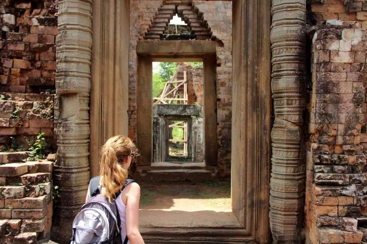 Sixtine Nomad Junkies Cambodge