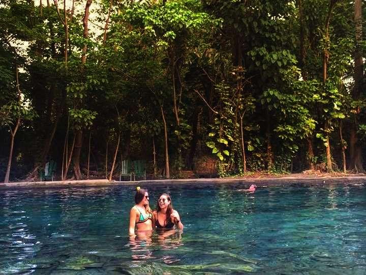 L'île de Ometepe piscine - Backpack, surf et Fiesta au Nicaragua - Nomad Junkies