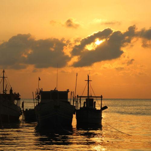 Le tour du monde en couchers de soleil