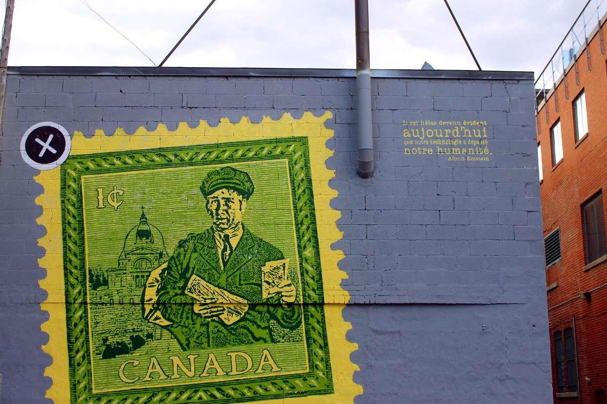 montreal art de rue