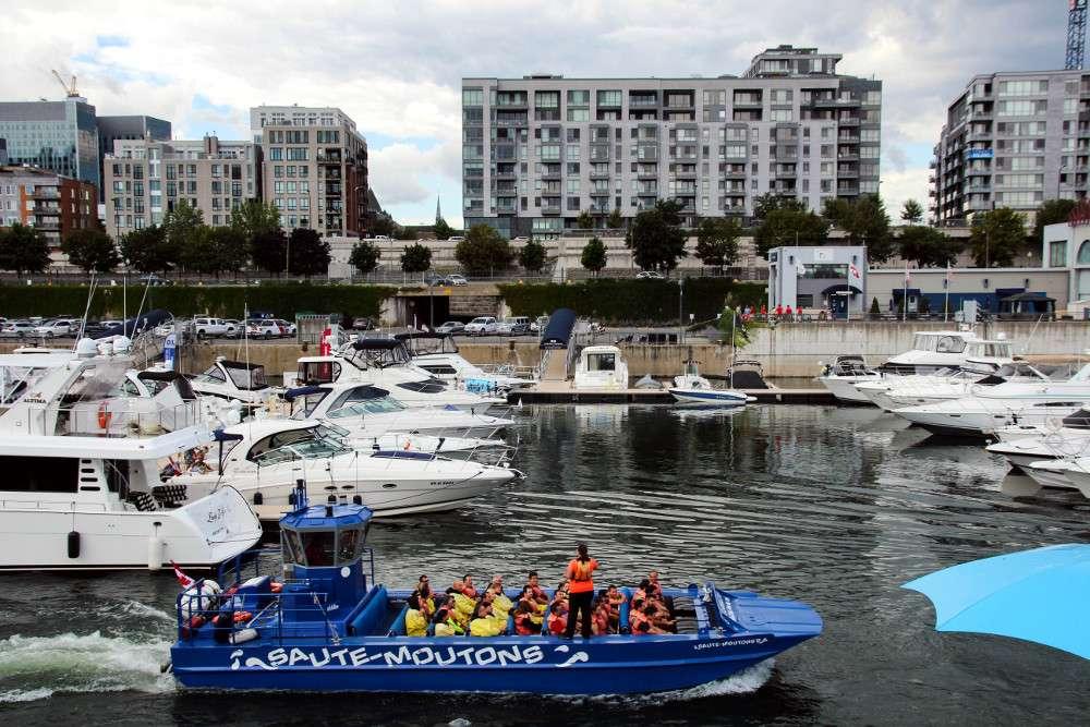 Montr al 101 quoi faire pour une longue fin de semaine - Quoi faire au vieux port de montreal ...
