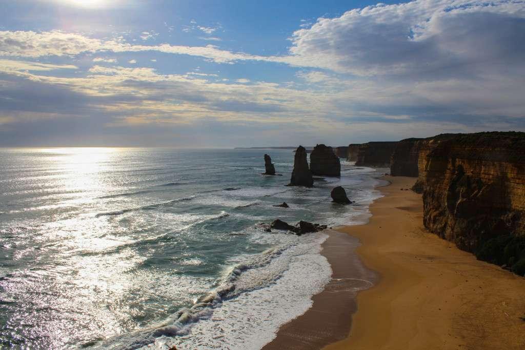12 apôtres Australie - Mon tour du monde en couchés de soleil - Nomad Junkies
