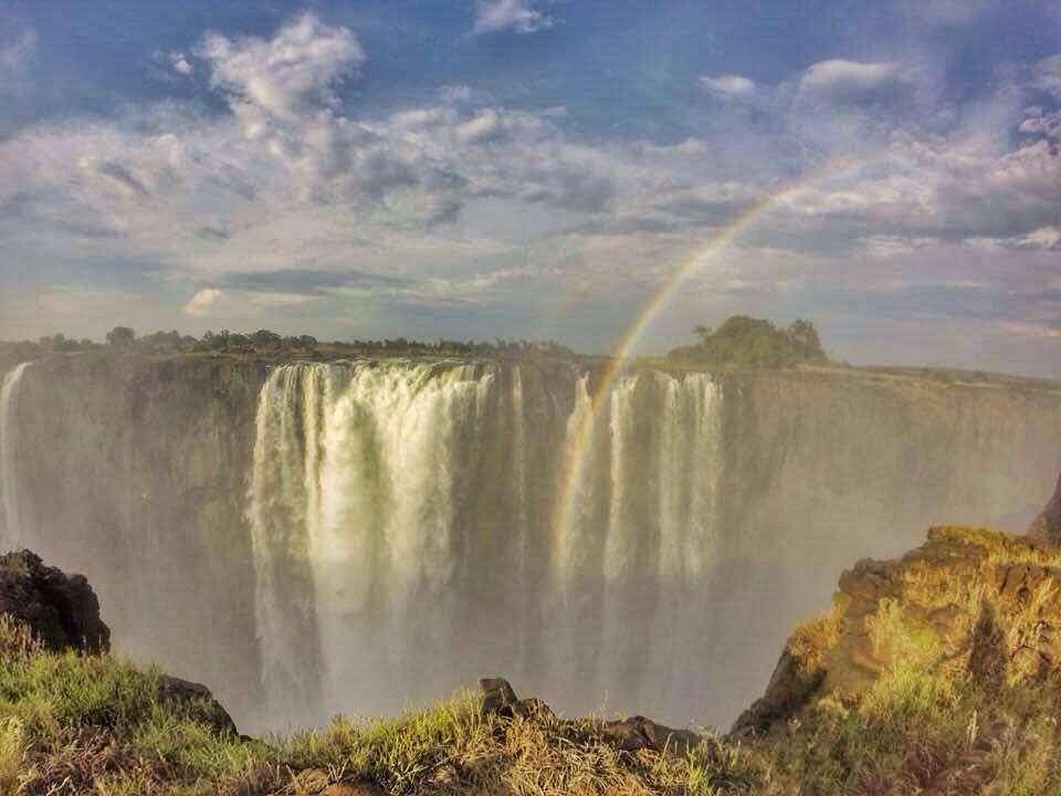 Zimbabwe backpack