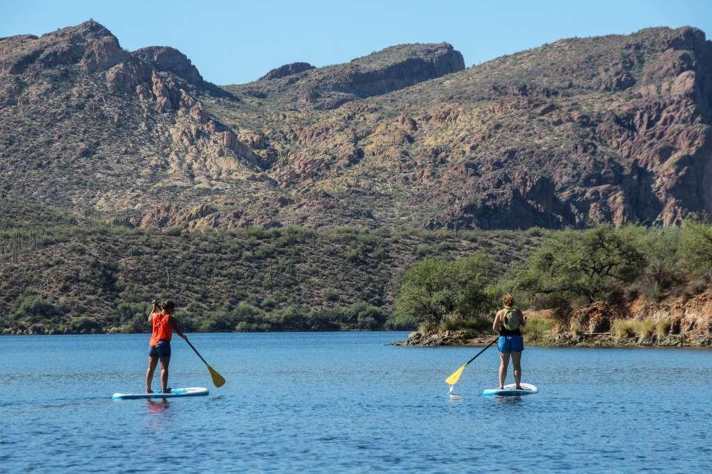 Paddleboard Arizona Nomad Junkies