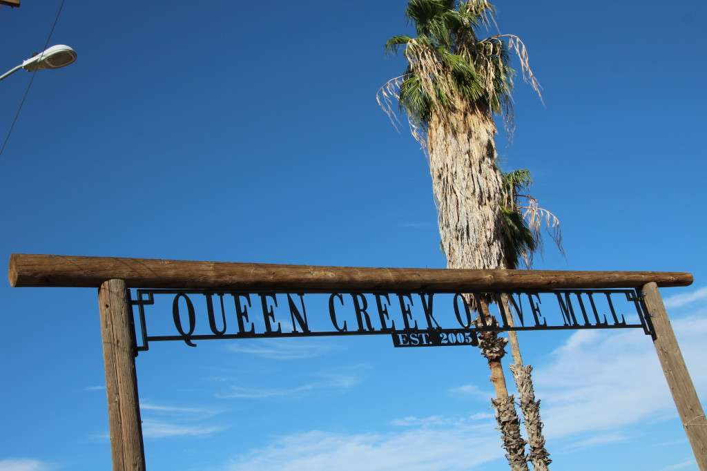Queen Creek Olive Mill - Nomad Junkies