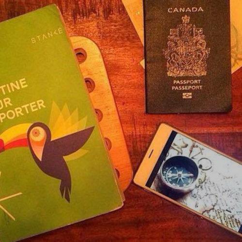 Livre de nomade à lire (ou comment se perdre et se trouver en voyage)