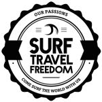 Tampon Surf Expedition - Portrait de nomade Sebastion Surf Expedition - Nomad Junkies