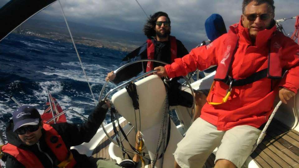 Voiles Iles Canaries - Portrait de nomade Sebastion Surf Expedition - Nomad Junkies