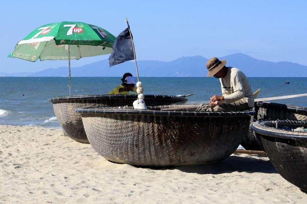 Bateaux Hoi An - Récit de nomade : Motorcyle Diary au Vietnam - Nomad Junkies