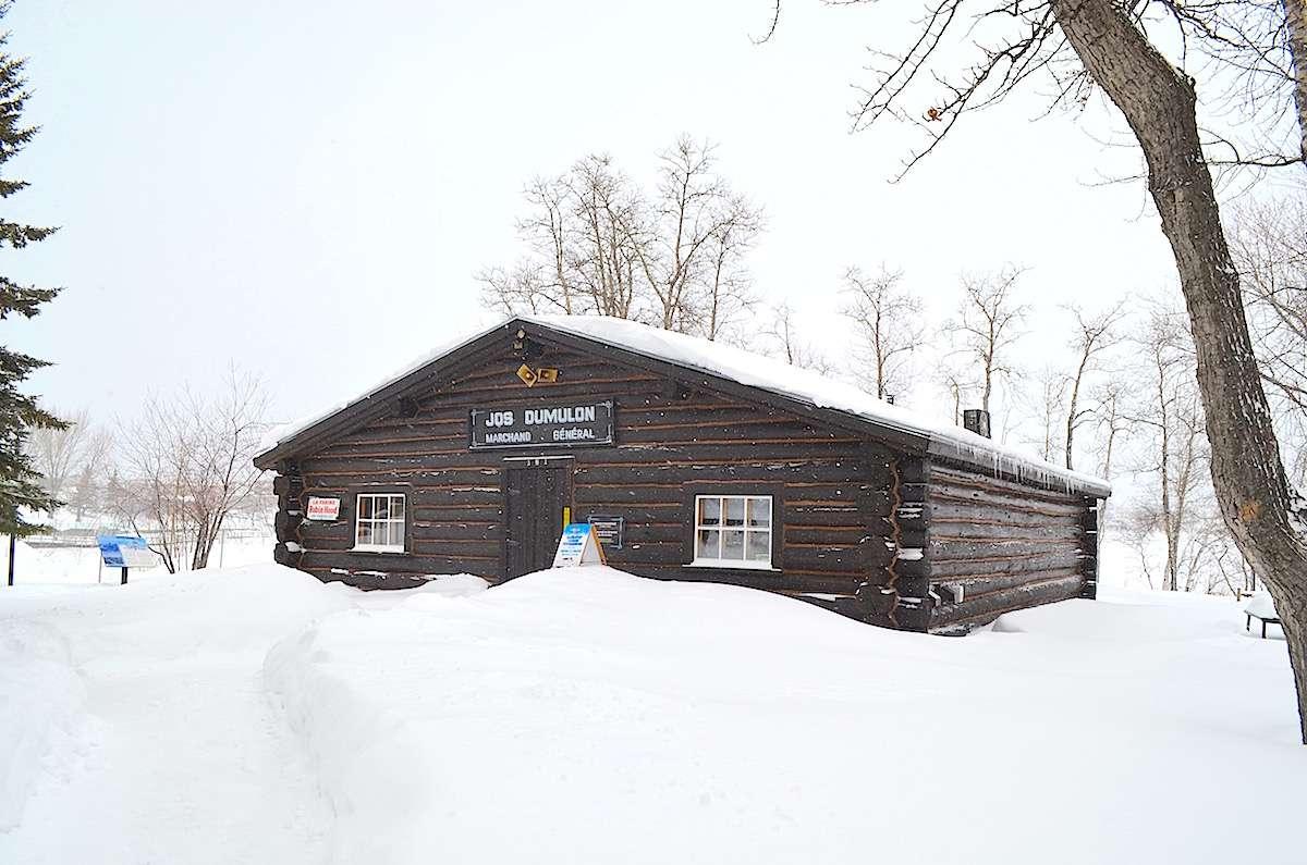 Magasin général Rouyin Noranda Abitibi Temiscamingue Nomad Junkies