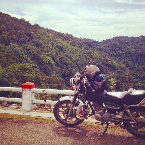 Récit de nomade : Motorcycle Diary au Vietnam
