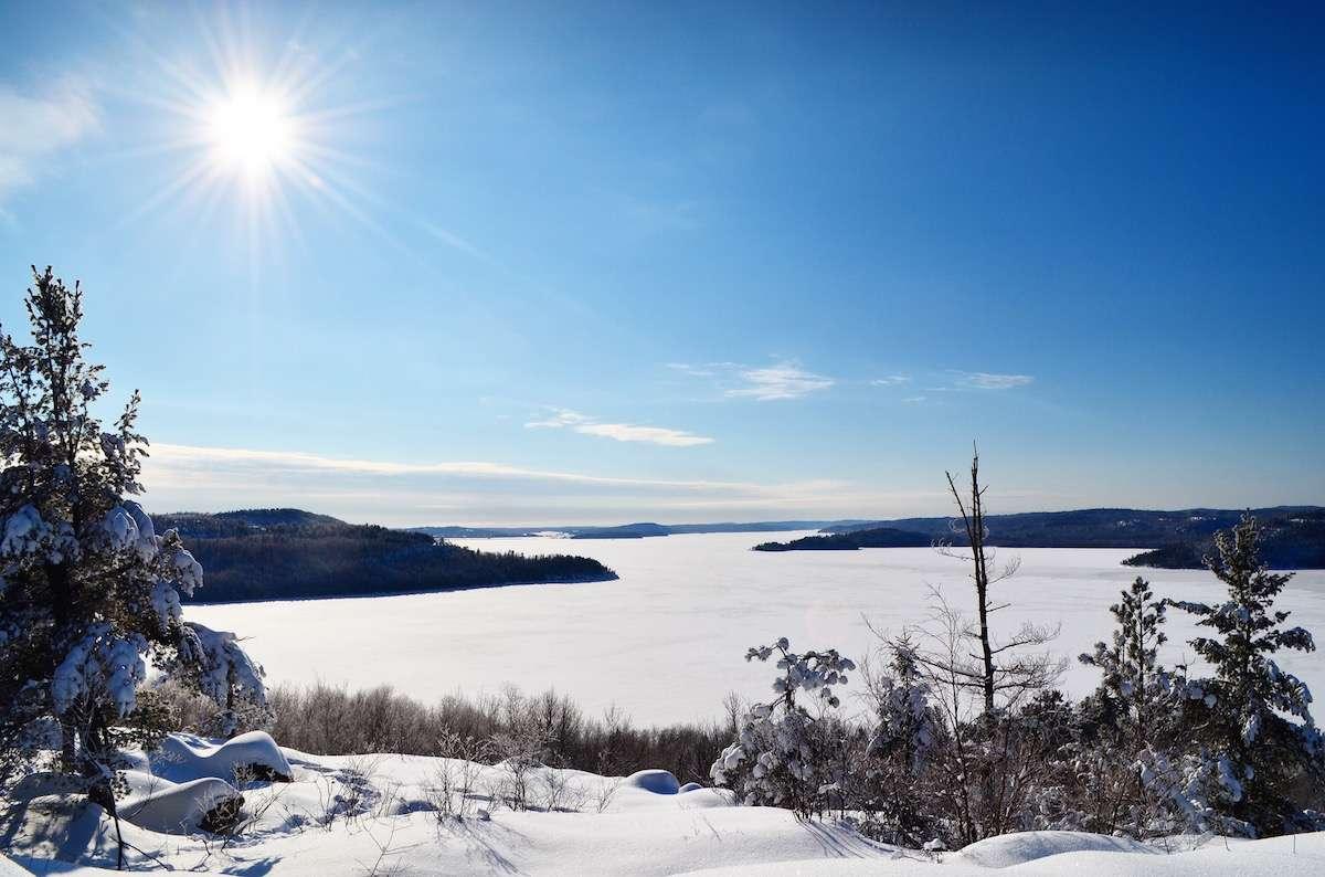 Lac Temiscamingue Nomad junkies