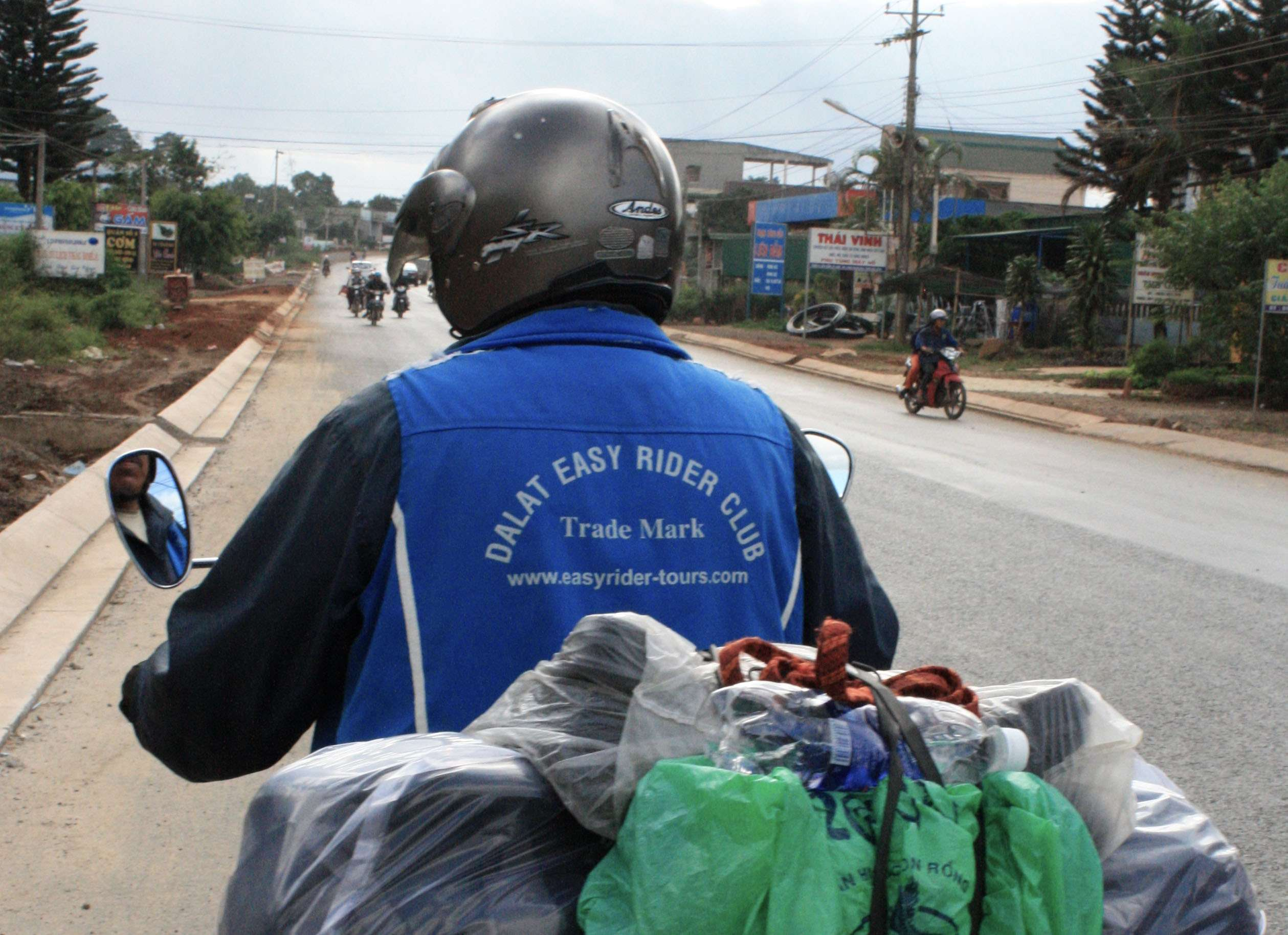 Easy Rider - Récit de nomade : Motorcyle Diary au Vietnam - Nomad Junkies