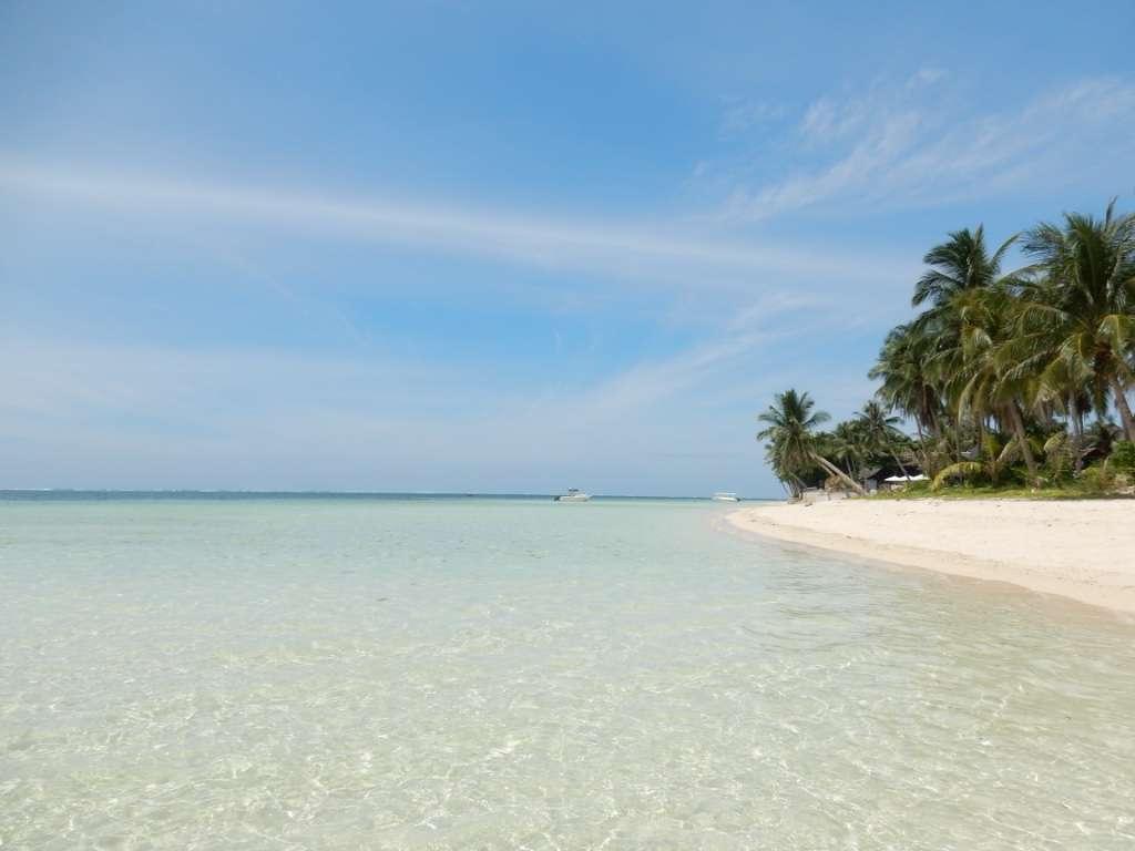 Plage - Siargao île Philippines - Nomad Junkies