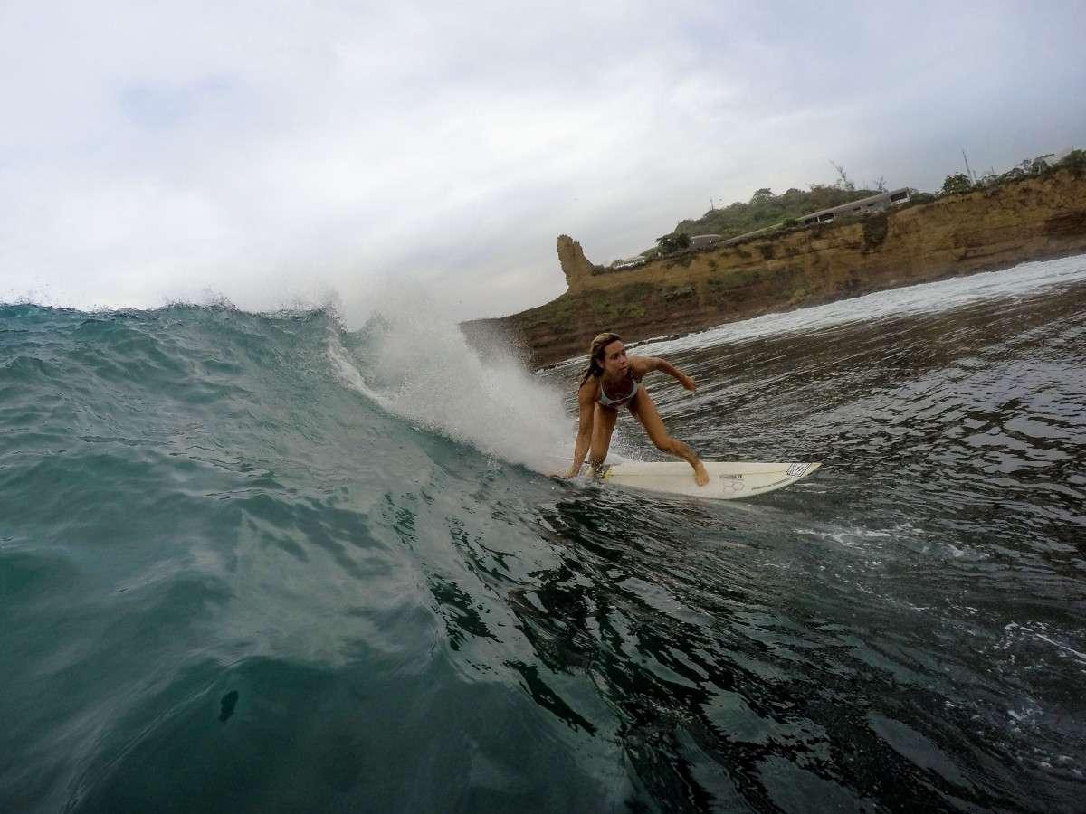Surf La Punta - Portrait de nomade Marie-Christine - Nomade Junkies