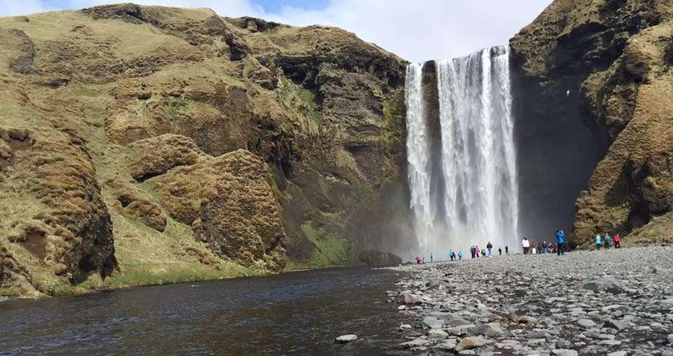 Chutes - 5 choses à savoir avant de partir en Islande - Nomad Junkies