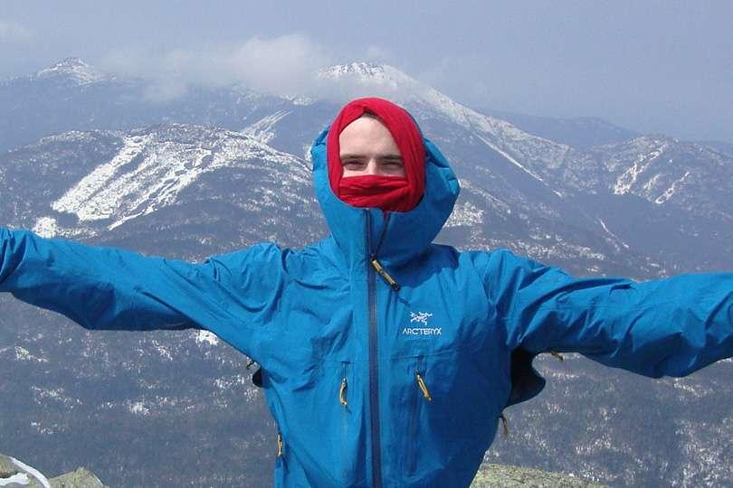 Mont Marcy Adirondacks - Portrait de nomade : 7 questions à Marc-André de Karavaniers - Nomad Junkies