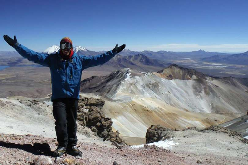 Bolivie - Portrait de nomade : 7 questions à Marc-André de Karavaniers - Nomad Junkies
