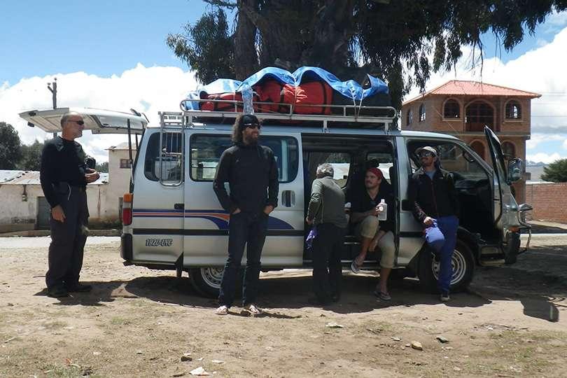 Isla Del Sol Bolivie - Portrait de nomade : 7 questions à Marc-André de Karavaniers - Nomad Junkies